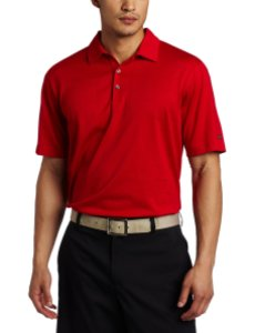 Nike Mens Drifit Bodymap Golf Polo Shirt