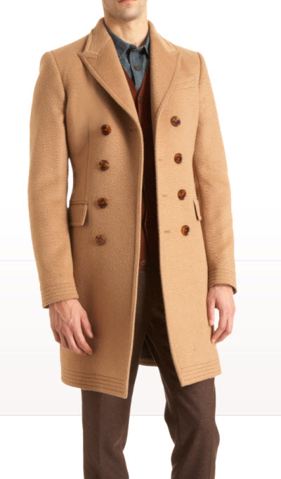 Guy Friday Invest In A Wool Coat Style Assisted
