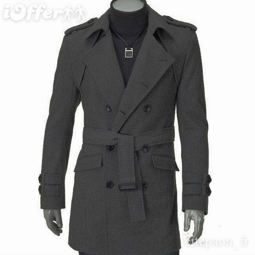 mens-grey-jacket-pea-wool-trench-coat-double-breasted-d118f