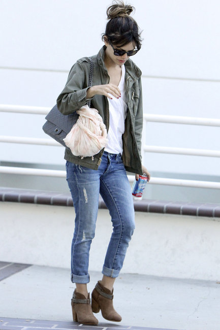 Rag and Bone Harrow Ankle Boots (Celebrity Pictures ...