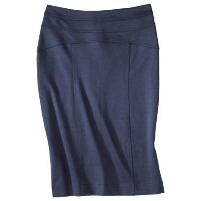 Target Mossimo Ponte Pencil Skirt