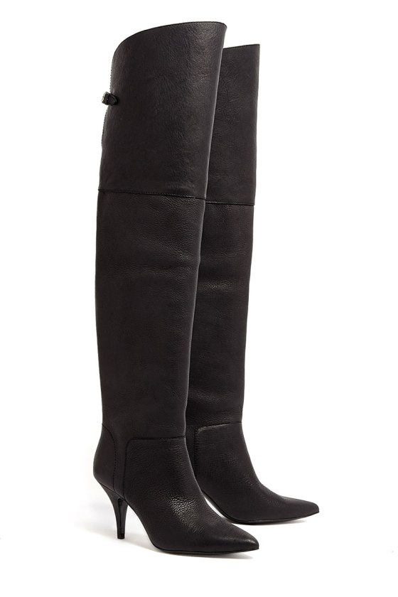 3.1 Phillip Lim Kitty Thigh High Pointed Boot, $813.99