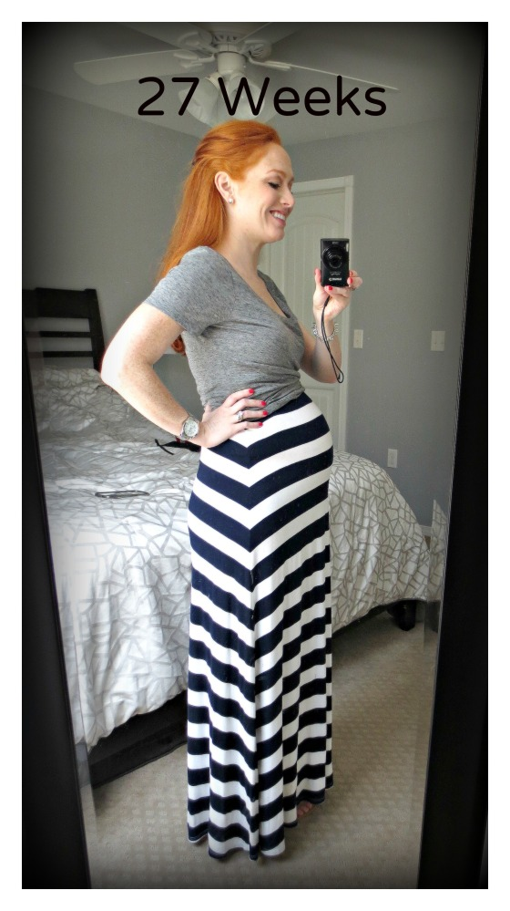 27 Weeks Stripes